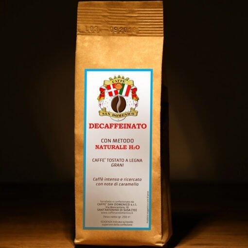 Caffè San Domenico - Brasile Decaffeinato H2O