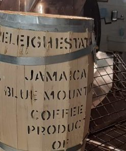 Jamaica Blue Mountain Barrels