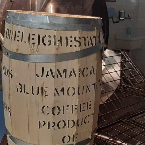 Botte di Caffè Jamaica Blue Mountain